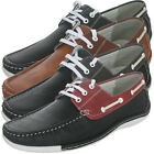 Zoyla Italia Mens Boat Shoe Brand NEW