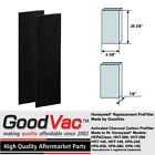 Honeywell HEPAClean Tower Air Purifier Carbon Replacement Pre-Filter By GoodVac