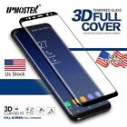 For Samsung Galaxy Note 8 3D Curved Tempered Glass Film Screen Protector Guard