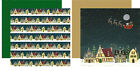 """Echo Park Twas The Night Before Christmas Dbl-Sided Cardstock 12"""" Scrappapier 30"""