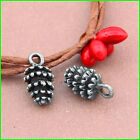 Wholesale Pineal Tibetan Silver Retro jewelry accessories DIY Pendant 8 - 30 pcs