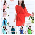 Women Multifunctional all-match rashguard chiffon shirt long magic Shawls scarf
