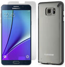 PUREGEAR SLIM SHELL CASE COVER + SCREEN PROTECTOR FOR SAMSUNG GALAXY NOTE 5