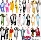 Unisex Adult Animal Onesie1 Onsies Anime Cosplay Pyjamas Kigurumi Fancy Dress 9