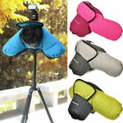 DSLR SLR Camera Bag Padded Windproof Cover Photography Winter Warm Cover Case
