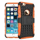 HEAVY DUTY TOUGH SHOCKPROOF WITH STAND HARD COVER FOR iPHONE 5 / 5S /SE MODEL