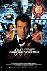 NEW TOMORROW NEVER DIES 007 1997 JAMES BOND ORIGINAL CINEMA PRINT PREMIUM POSTER $59.95 AUD on eBay