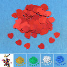 1000pcs Heart Confetti wedding Valentine Birthday Party festival DIY home Decor