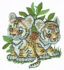 BABY ANIMALS TWO BY TWO COLLECTION 2 - MACHINE EMBROIDERY DESIGNS ON CD
