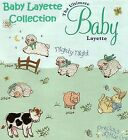 BABY LAYETTE COLLECTION - MACHINE EMBROIDERY DESIGNS ON CD