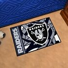 NFL Football Team FIT Design Logo Man Cave Room Floor Rug Carpet Door Bath Mat