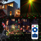 Outdoor Garden Christmas Light Snowflake Led Laser Projector decorations santa