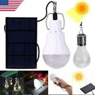solar powered gadgets - Portable Solar Powered 12 LED Rechargeable Bulb Light Outdoor Camping Yard Lamp