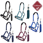 LeMieux Prosport Padded Headcollar and Leadrope Set **FREE UK Shipping**
