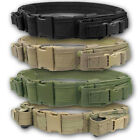PISTOL COMBAT BELT NEW QUICK RELEASE ASSAULT WEBBING MAG POUCH