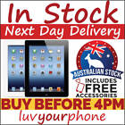 Apple iPad 3rd Gen WiFi+ 4G 16 32 64GB Black White Satisfaction Guaranteed