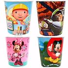 Character Kids Bedroom Bin Waste Paper Dustbin Childrens Bedroom Disney Bin