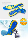 Silicon Gel Insoles Foot Care for Plantar Fasciitis Heel Spur Running Sport