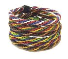 Fair Trade Wax Cord Adjustable Thai Wristband Classic Handcrafted Bracelet
