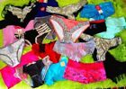 New Wholesale Lot 300 Women Assorted Design Bikinis Boyshort Panties Underwear