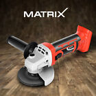 New Matrix 20V Cordless Angle Grinder Li-Ion Lithium Electric Power Tool