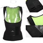 Wasit & Vest 2 in 1 Body Shaper Slim Shapewear Traniner Tummy Hot Sweat Cincher*