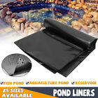 Pond Liner Skin Garden Fish Outdoor Landscaping Supplies Equipment 8-32ft