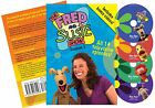 movie and tv show - The Fred and Susie Show TV season 1 4-DVD set - all 14 episodes plus bonus clips