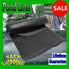 HDPE Heavy Duty Pond Liner Lining Garden Ponds 25 Years Guarantee (Multi Size)
