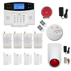LCD Wirless GSM/PSTN Home Office Store Security Burglar Intruder Alarm System