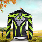Cycle Race Jersey Long Sleeve Shirts For Men MTB Riding Cycling Clothing Tops