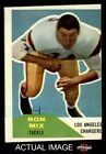 1960 Fleer #118 Ron Mix Chargers GOOD $12.0 USD