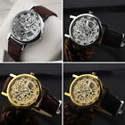 Fashion Hot Faux Leather Wrist Watch Surface Quartz Men