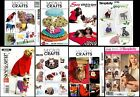 Simplicity McCall's Dog Pet Clothes Hats Sweater Pillow Bed Coats Craft Pattern