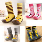 baby socks clipart - Cartoon Baby Kids Toddler Socks Anti-slip Sock Shoes Boots Floor Slipper Socks