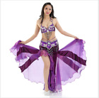 Professional Belly Dance Costumes Performance Stage Outfits Dancewear #802 NEW
