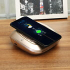 2 in 1 Car Fresh Air PM 2.5 Purifier Qi Wireless Phone Charger +Anti Slip Mat