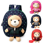 Внешний вид - Baby Kid Toddler Keeper Walking Safety Harness Backpack Leash Strap Bag Deluxe