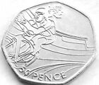 Rare 50p Fifty Pence Coins Olympic Game London 2012,  Team GB 2016