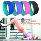 Внешний вид - New TPE Yoga Wheel Comfortable Stretching Relaxation Relieves Pain Yoga Wheel