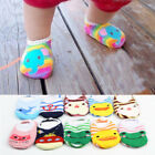 Cute Unisex Baby Kids Toddler Girl Boy Anti Slip Socks Shoes Slipper 6-24 Months