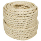 All Natural Sisal Rope by Golberg - Safe for pets - Many Diameters and Lengths