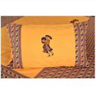 Indian Vintage Bedspread Throw Cushion Covers Bohemian Boho Hipi Bedsheet Cotton