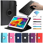 "US X6 Black Bluetooth Keyboard + Rotate Universal Case Cover For 7"" ~ 8"" Tablet"
