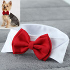 Pet Puppy Kitten Dogs Cat Adjustable Bow Tie Collar Necktie Bowknot Clothes