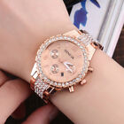 New Fashion Bracelet Wrist Watch for Woman Ladies Silver Rose Gold Luxury Gifts image