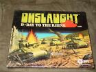 SPI 1987 - ONSLAUGHT - D-Day To The Rhine Game (SEALED) Lightning Simulation