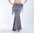 Cotton Tribal Long Pants with hip scarf Trousers Belly Dance Costumes Yoga HOT