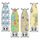 JML Fast Fit Ultimate Ironing Board Cover 139 x 49cm Heat-Reflecting Elasticated