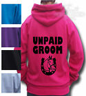 HORSE Riding Equestrian Children&Adult HOODIE ALL SIZE'S PONY UNPAID GROOM